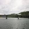 洪水が度々起こる 四万十川の絶景 沈下橋 ~高知県~