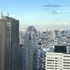 タダ(無料)で東京を俯瞰する~東京都庁展望室~
