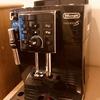 よくコーヒー飲む人は、デロンギのコーヒーメーカー買った方がいいですよ