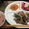 味噌炒め定食【500円食堂、献立の決め方】