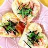 しらすと桜海老の和風ピザ