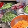 【恵比寿】ウェスティンホテル東京でランチ!充実のサラダコーナー【ランチ】
