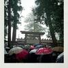 週末ショートトリップ 〈その2〉雨の伊勢神宮
