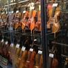 ユーカリブログ【週末限定!買い付けバイオリンフェア】