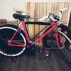 自転車修理完了!
