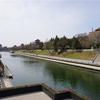 西安城壁の環城公園春景色!