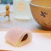 毎朝の一服 雛の袖 morning matcha green tea