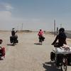 2014年 トルクメニスタン 何もない砂漠地帯で触れたもの