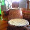 ●久喜市「イタリア式食堂ブラン」のハーブバター&釜焼きパン