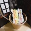 間食に食べるべき最高の食べ物とは?(お寿司 おにぎらず風)
