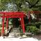 狸穴稲荷神社(港区/麻布)の御朱印と見どころ