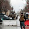 カブールで自爆テロ 2名死亡