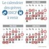 【フランス南西部&スペインバスク地方】がーん!フランス国鉄SNCFスト予報😭(2018年の話)