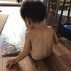 2歳前の夏の終わり、ふりちんにしてトイレトレーニングを始めたら1か月ほどで初成功