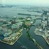 ドイツの友達と東京横浜をぶらり