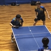 挑戦し続ける …全日本卓球選手権・三重県予選