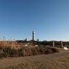【山口】角島灯台公園と日本海