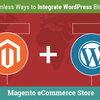 Seamless Ways to Integrate WordPress Blog on Magento eCommerce Store