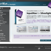 InputMan for Silverlightオンラインデモ公開