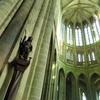 モンサンミッシェルの修道院を個人で見学。入場料と所要時間など
