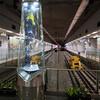 台湾:台鉄基隆車站はターミナル。鉄路縦貫線起点