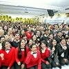 〈座談会 師弟誓願の大行進〉20 「3・16」60周年 さあ!「世界青年部総会」へ ㊤ 広布拡大こそ後継の証し 2018年2月26日