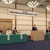 7月7日のブログ「東田原自治会から要望書受領、課長級以上の幹部会議、セキビズから活動報告、全国大会出場の関商工部活の激励」