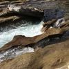 八王子、浅川(清川町周辺)の河原を歩く 清川グラウンドの脇からのんびりと・・・。