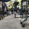タイ王国に住む⑧バンコクで一番おすすめナショナルスタジアムの無料野外ジム