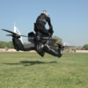 eVTOL(電動垂直離着陸機)型空飛ぶバイクHoversurf社(ホバーサーフ)が開発