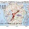 2017年07月31日 17時55分 熊本県熊本地方でM2.6の地震