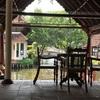 ケララ州の高級リゾート・Coconut Lagoon を見学