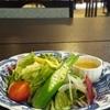 伊豆長岡の老舗旅館「古奈別荘」の「源氏山」で野菜メインのビュッフェランチ