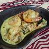 【ケララ料理レシピ】エビのココナッツカレー ~ マッパスというご当地メニュー