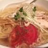 170. 塩冷製麺@粋な一生(秋葉原):飽きない美味しさ!毎年恒例の冷やし塩!