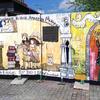 ウクライナ旅行[62](2019年5月) キエフの観光スポット:キリスト生誕教会と壁画(改訂版)