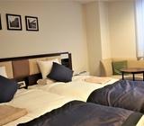 マイステイズ金沢キャッスル◎ホテルの感想 ツインの部屋について
