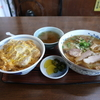 また食べたくなるワンタンメンとかつ丼のお店 @一宮 大脇屋本店