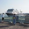 クルーズ船「アザマラ・クエスト」の写真を撮ってきました(笑)