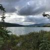 カナダ〜アラスカ旅191日目② ワンダーレイクキャンプとハイキング