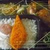 「琉花」の「肉詰めピーマン(日替わり弁当)」300円 #LocalGuides