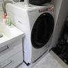 狭いマンションでも使えるドラム式洗濯乾燥機 ES-S7C で洗濯がめちゃくちゃ楽になった