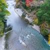 御岳渓谷の紅葉ってどう?見頃の時期、散策コース、混雑状況は?【東京・青梅市】