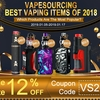 【PR】VapeSourcing NEW YEAR SALE [BEST VAPEING ITEMS OF 2018]