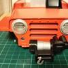 TA-02×ワイルドウイリー2⑭ ボディの組み立て(3)