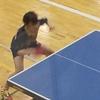 ゆな選手(21クラブ)の大阪国際招待卓球選手権 2020大阪オープン