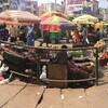 インドで見た食物連鎖の話、マーケットにて