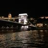 メルキュールブダペスト・シティーセンターとLegenda社のドナウ川ナイトクルーズ
