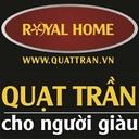 Quạt Trần Royal Home