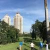 """ジャカルタ ゴルフ """" Senayan National Golf Club """" で初ラウンド"""